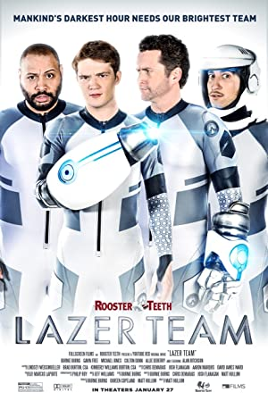 Permalink to Movie Lazer Team (2015)