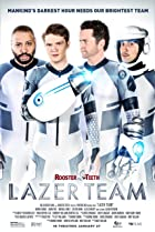 Lazer Team (2015) Poster
