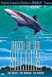 Island of the Sharks Poster