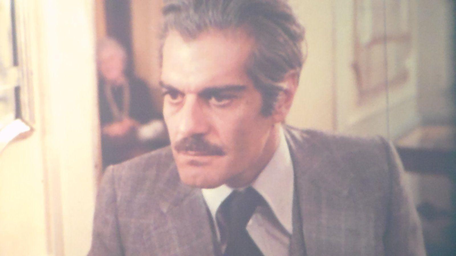 Omar Sharif in Ace Up My Sleeve (1976)