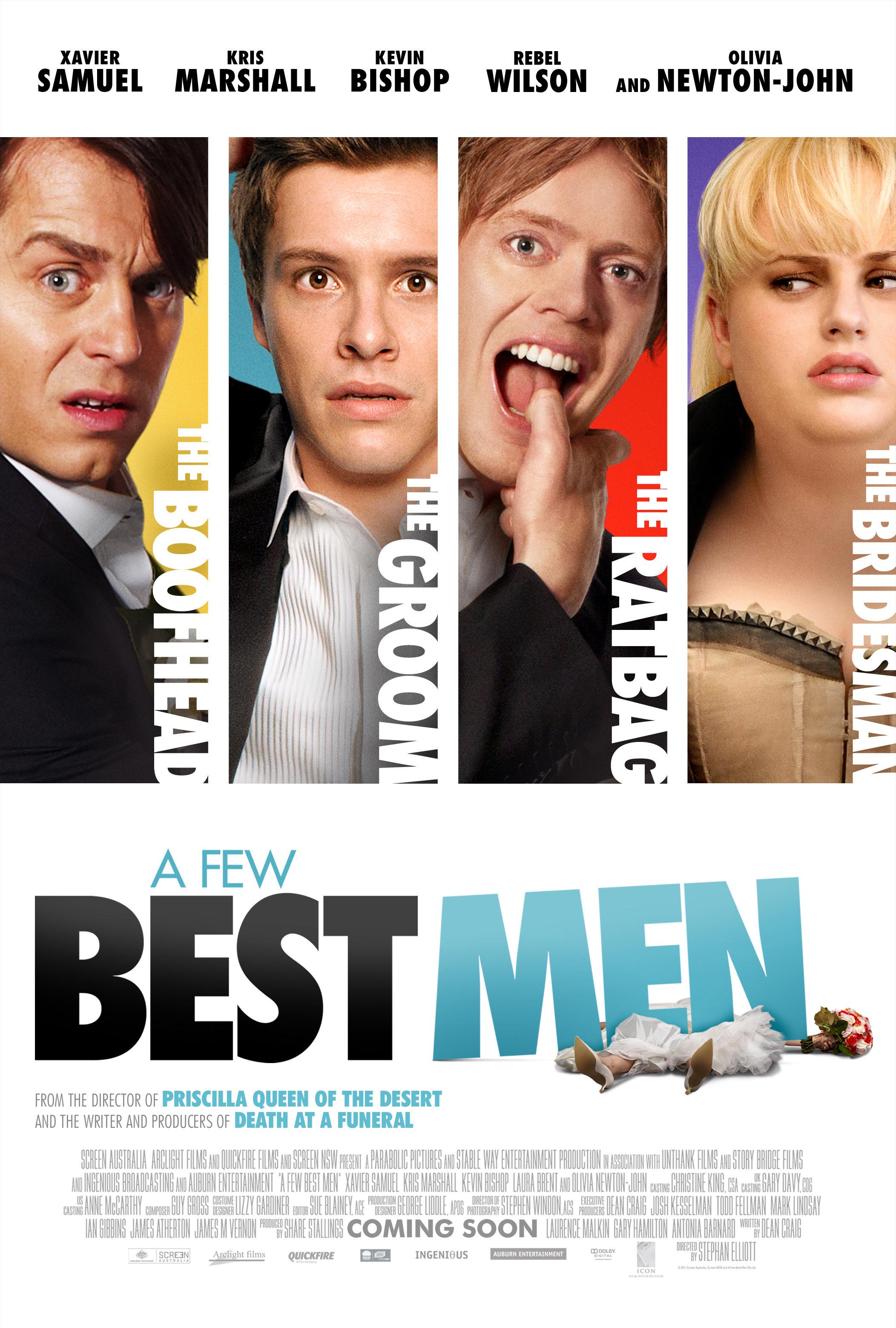 A Few Best Men (2011) - IMDb