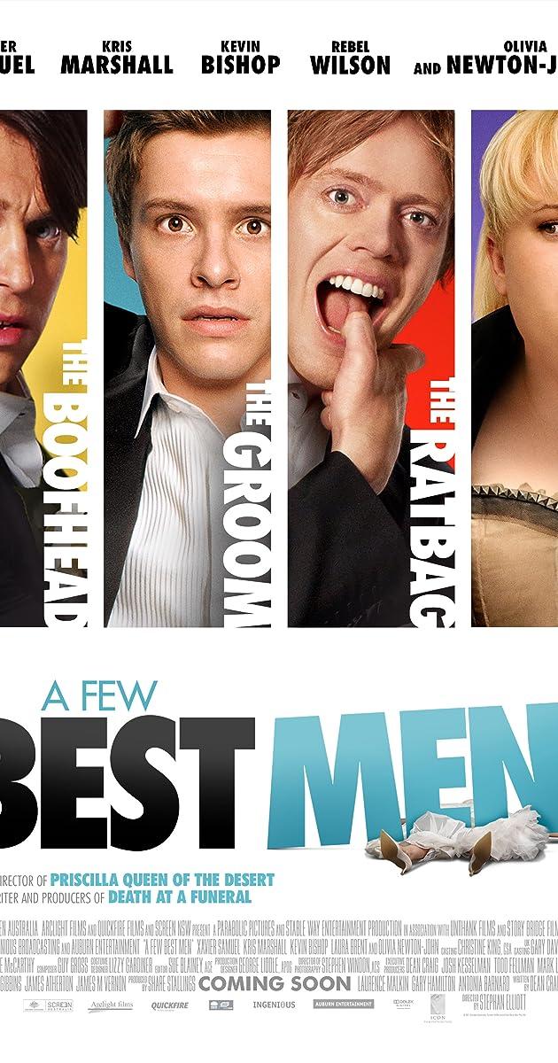 Subtitle of A Few Best Men