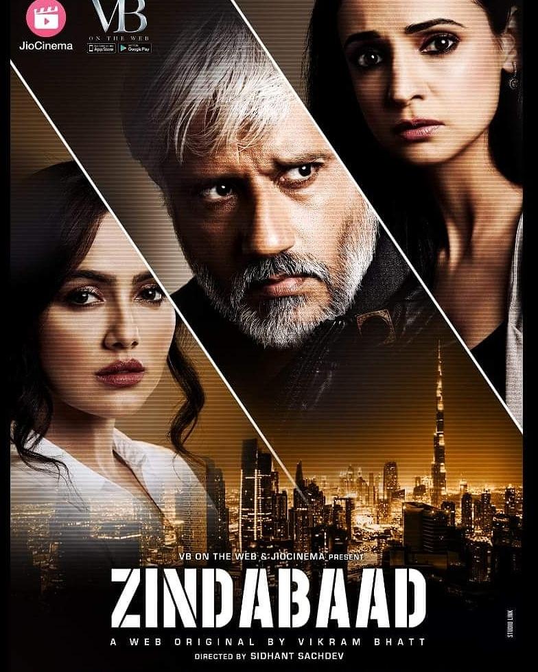 Zindabaad (2018) Hindi Season 1 Complete 480p HDRip 900MB Download