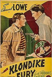 Klondike Fury Poster