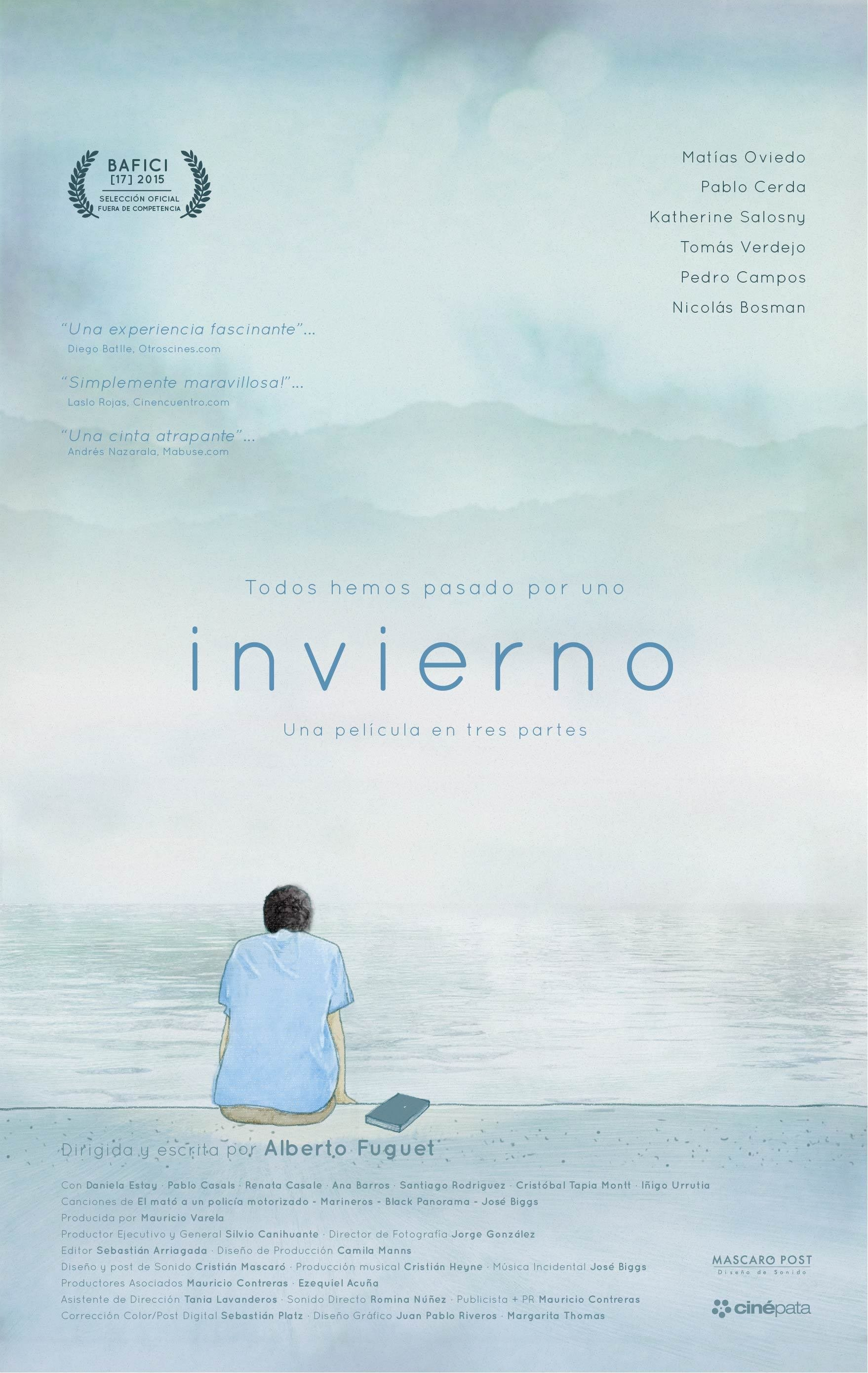 Invierno (2015) - IMDb