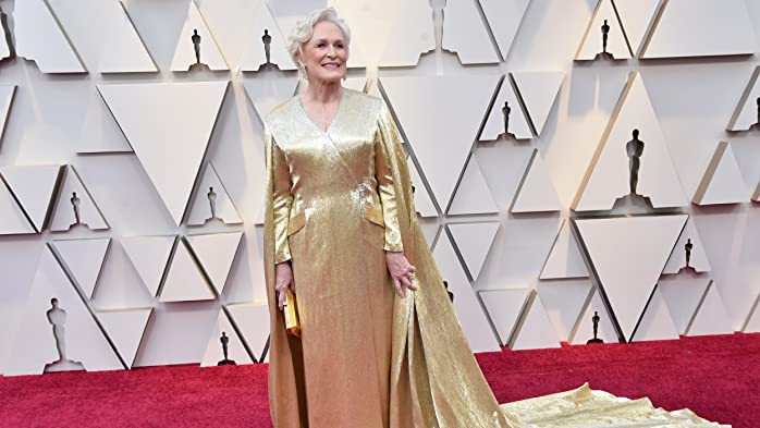From the 2019 Oscars red carpet, Glenn Close discusses the success of 'The Wife.'