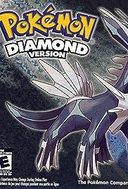 Pokémon Diamond Version Poster
