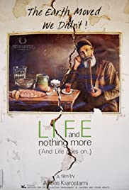 And Life Goes On Poster
