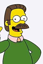 10 Reasons Ned Flanders Should Move Away From Homer Simpson Poster
