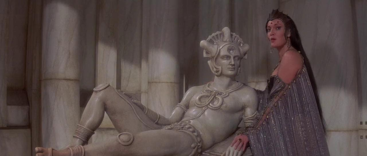 Sarah Douglas in Conan the Destroyer (1984)