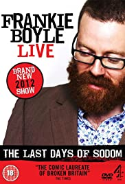 Frankie Boyle Live - The Last Days of Sodom Poster