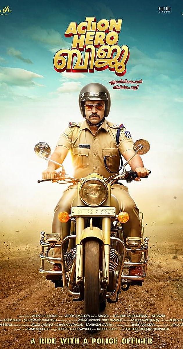 Action Hero Biju 2016 Imdb