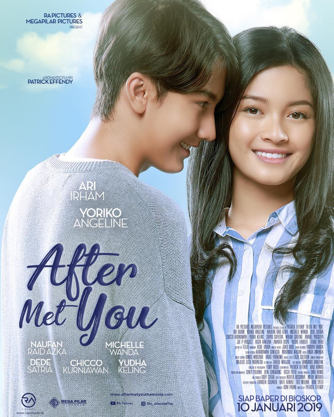 a romantic movie 2019 After Met You 2019 IMDb
