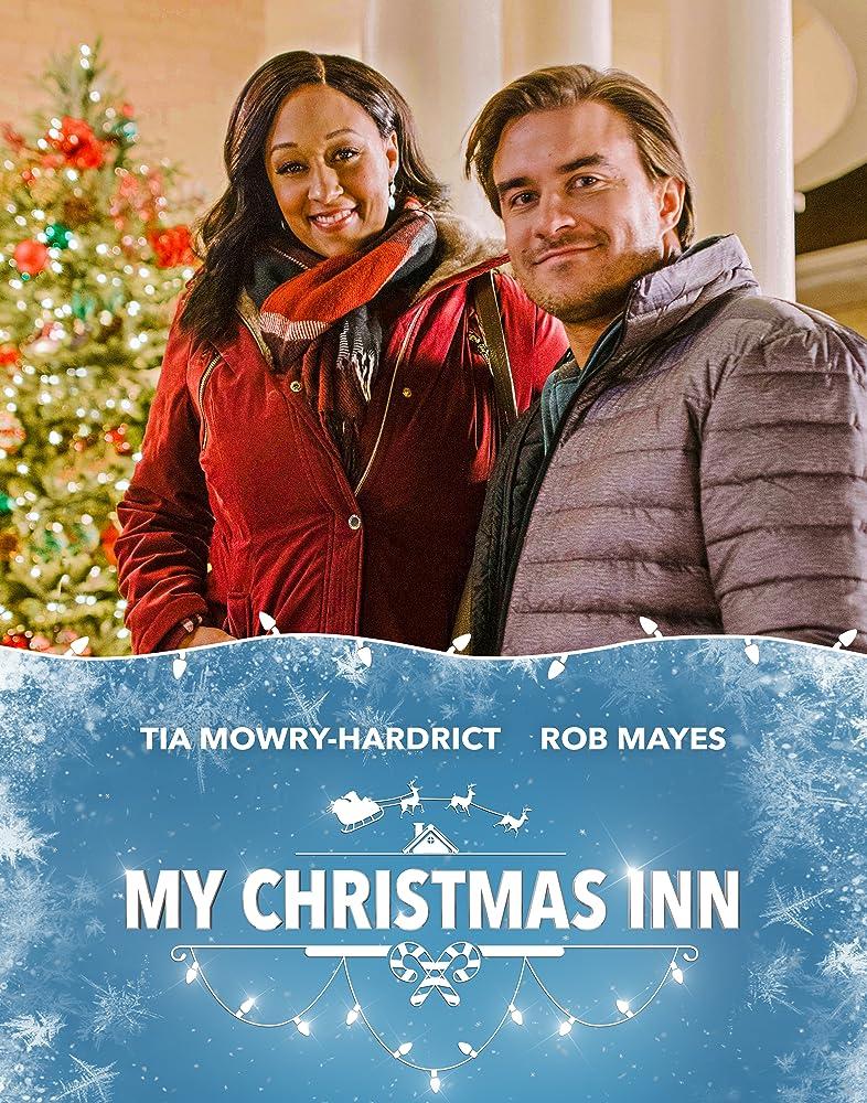 My Christmas Inn Movie Poster