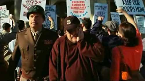 This is the theatrical trailer for An American Carol, directed by David Zucker.