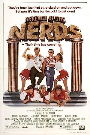Movie Revenge of the Nerds (1984)