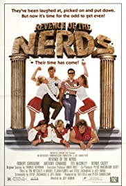 Revenge of the Nerds (1984) Poster - Movie Forum, Cast, Reviews