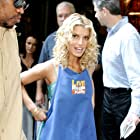 Jessica Simpson at an event for Live with Regis and Kathie Lee (1988)