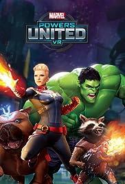 Marvel Powers United VR Poster