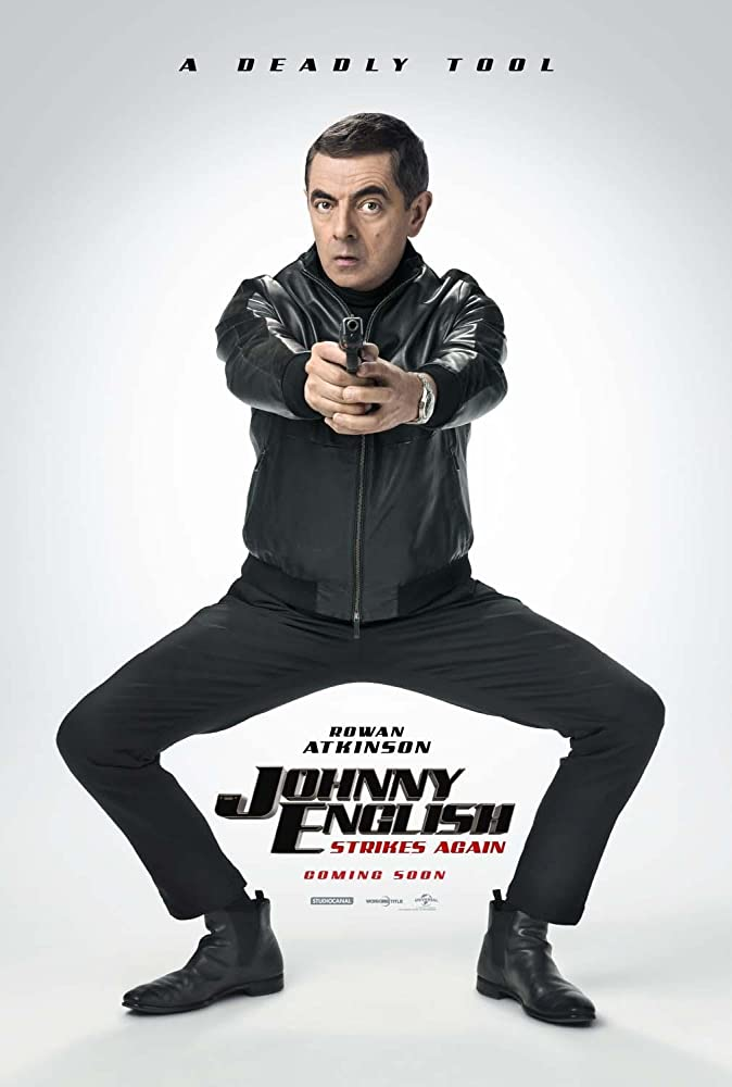 Nonton Film Lk21 Johnny English Strikes Again (2018) Subtitle Indonesia