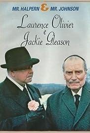 Mr. Halpern and Mr. Johnson Poster
