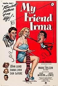 My Friend Irma (1949) Poster - Movie Forum, Cast, Reviews