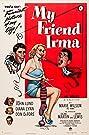 My Friend Irma (1949) Poster