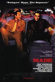 Vince Vaughn and Jon Favreau in Made (2001)