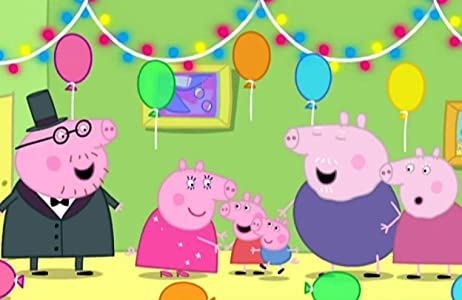 Best hollywood movies 2017 free download Mummy Pig's Birthday [1280x544]