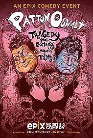 Patton Oswalt: Tragedy Plus Comedy Equals Time (2014) Poster - Movie Forum, Cast, Reviews