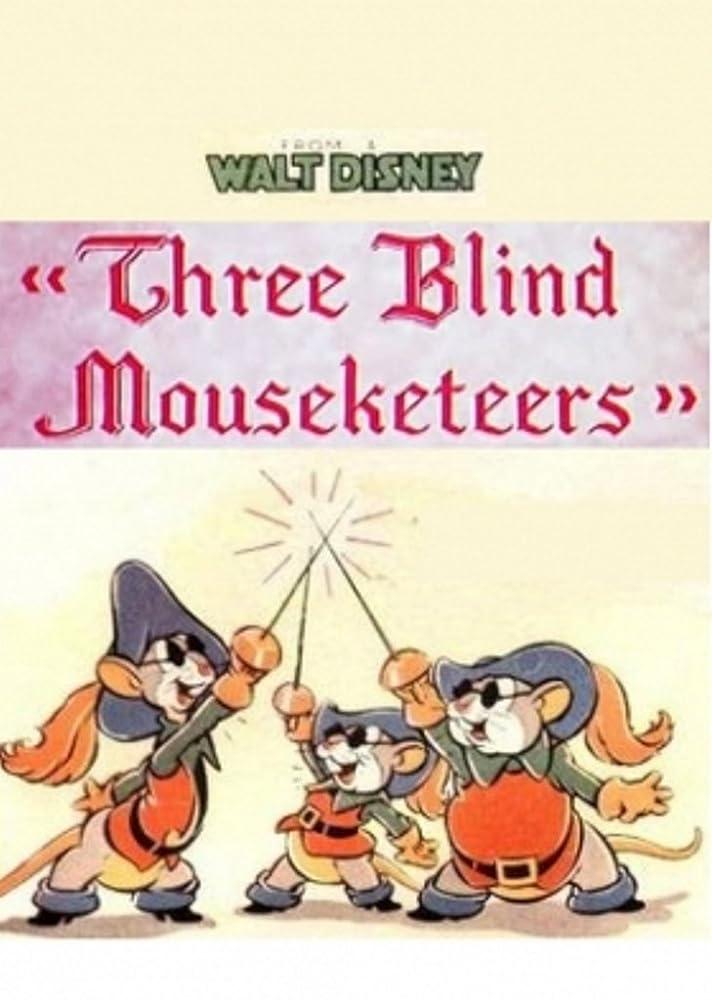 Three Blind Mouseketeers 1936