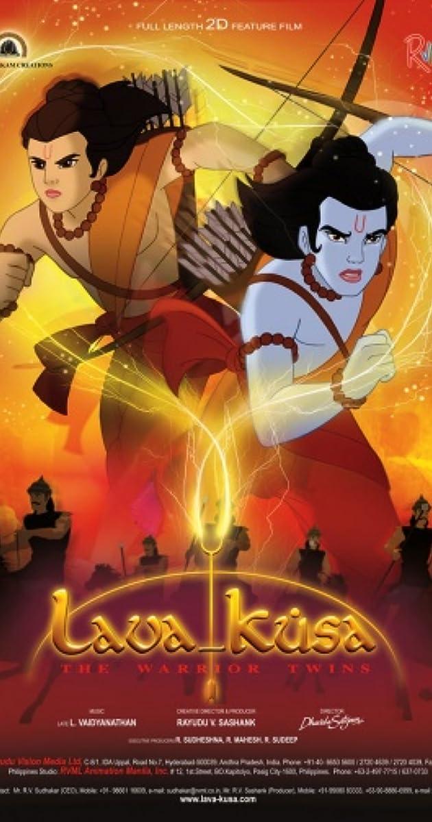 Lava Kusa: The Warrior Twins (2010) - IMDb