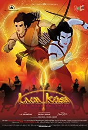 Lava Kusa: The Warrior Twins Poster