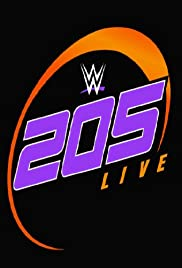 WWE: 205 Live Poster