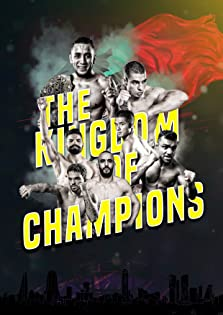 Brave 9: The Kingdom of Champions (2017 TV Special)