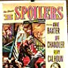 The Spoilers (1955) starring Anne Baxter on DVD on DVD