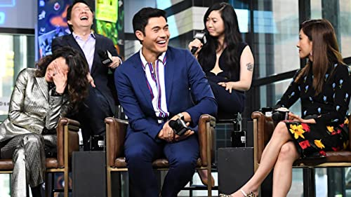 BUILD: The 'Crazy Rich Asians' Cast Talks About The Film's Significance