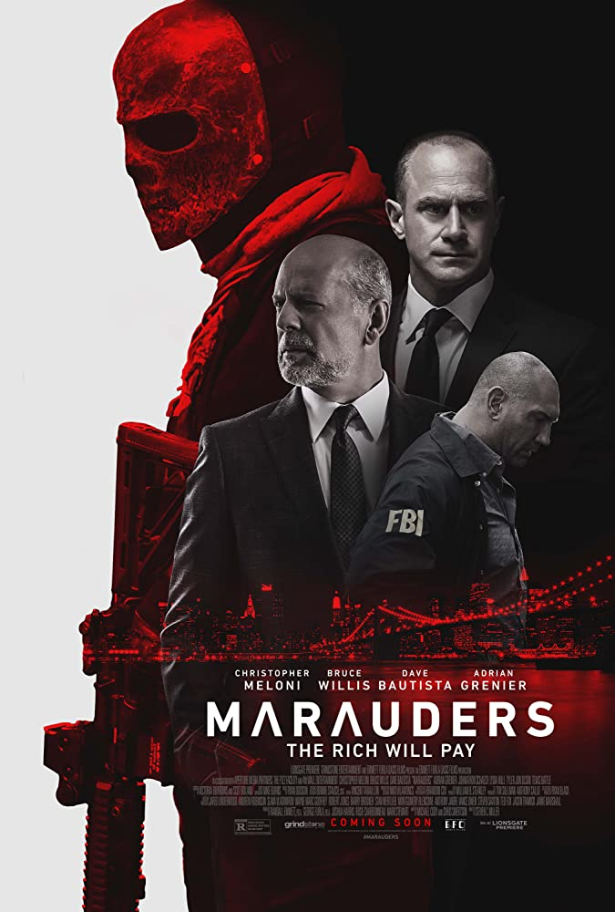 Poster film Marauders