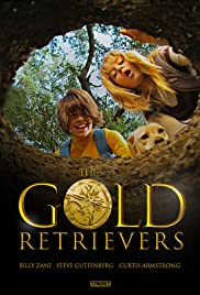 The Gold Retrievers Poster