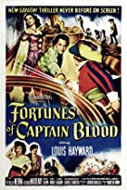 Fortunes of Captain Blood (1950) Poster