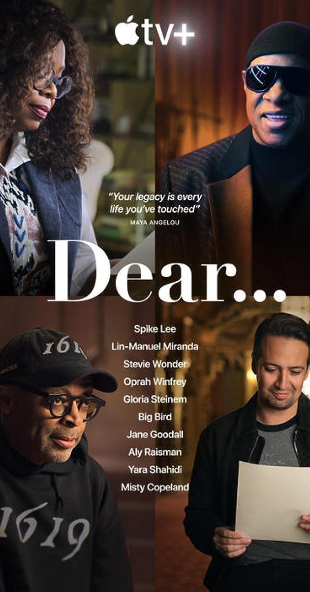 Dear... movie poster
