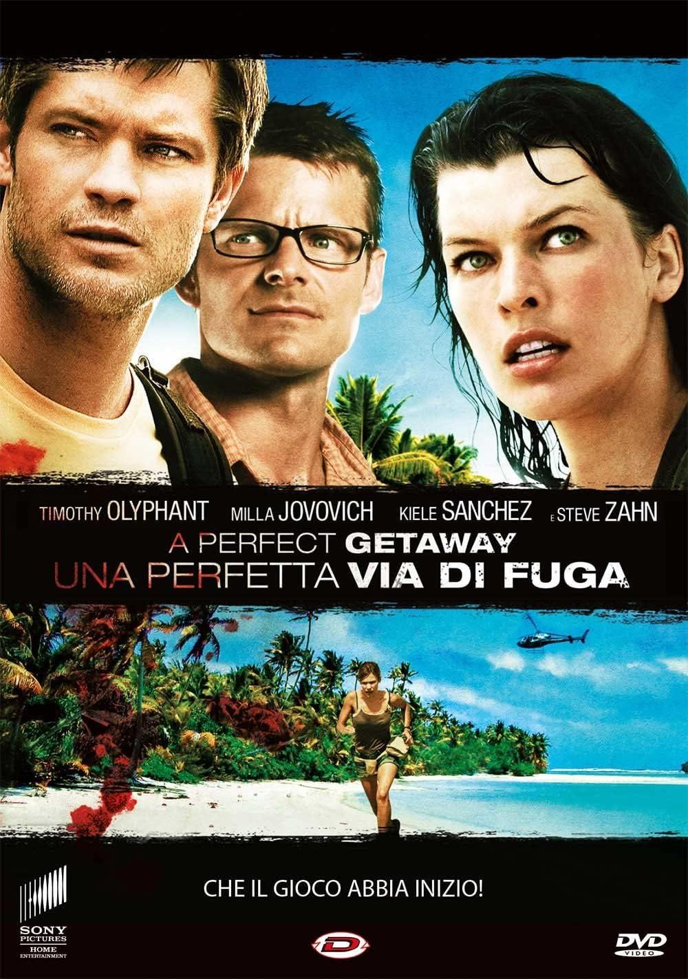 A Perfect Getaway (2009) Hindi Dubbed