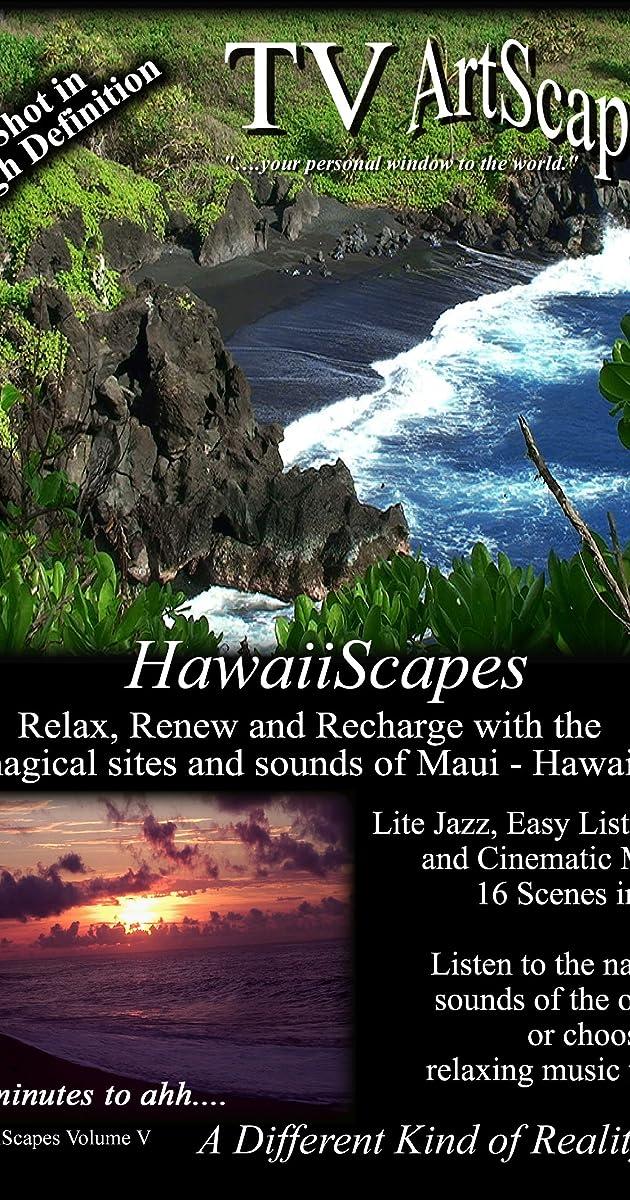 TV ArtScapes: HawaiiScapes Volume V (Video 2008) - IMDb
