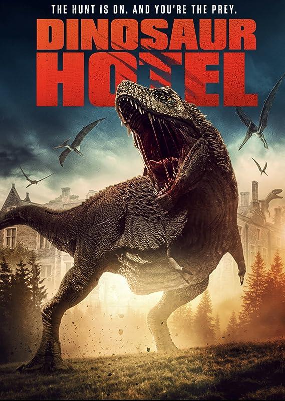 """Отель """"Динозавр"""" / Dinosaur Hotel / 2021"""