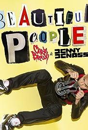 Chris Brown & Benny Benass: Beautiful People Poster