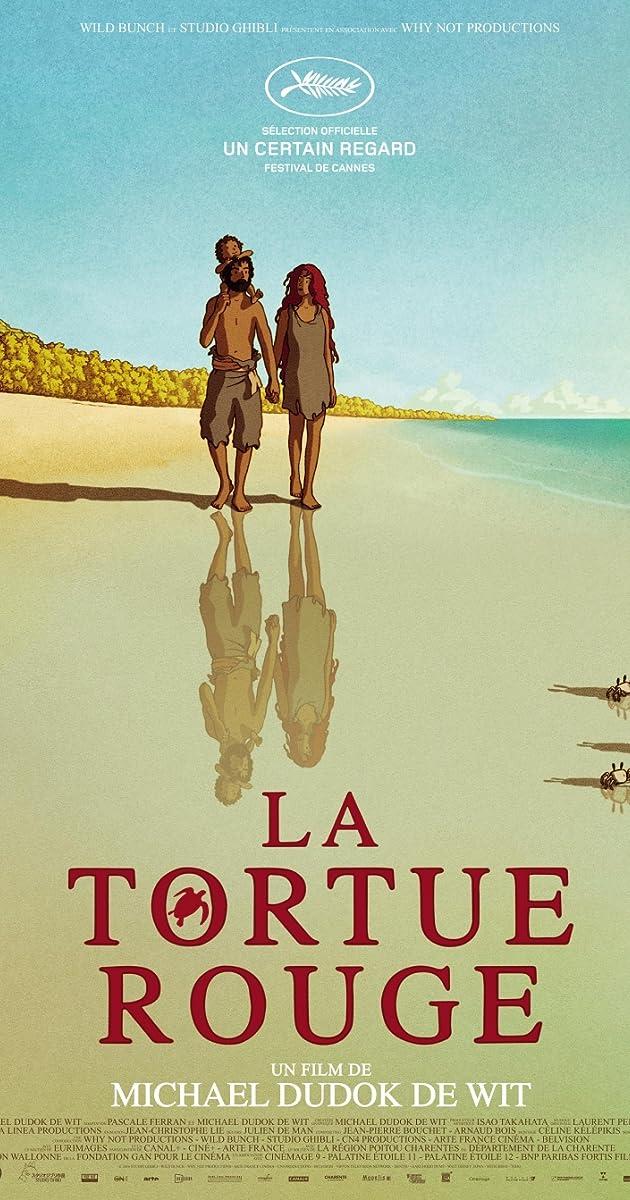 دانلود فیلم La tortue rouge