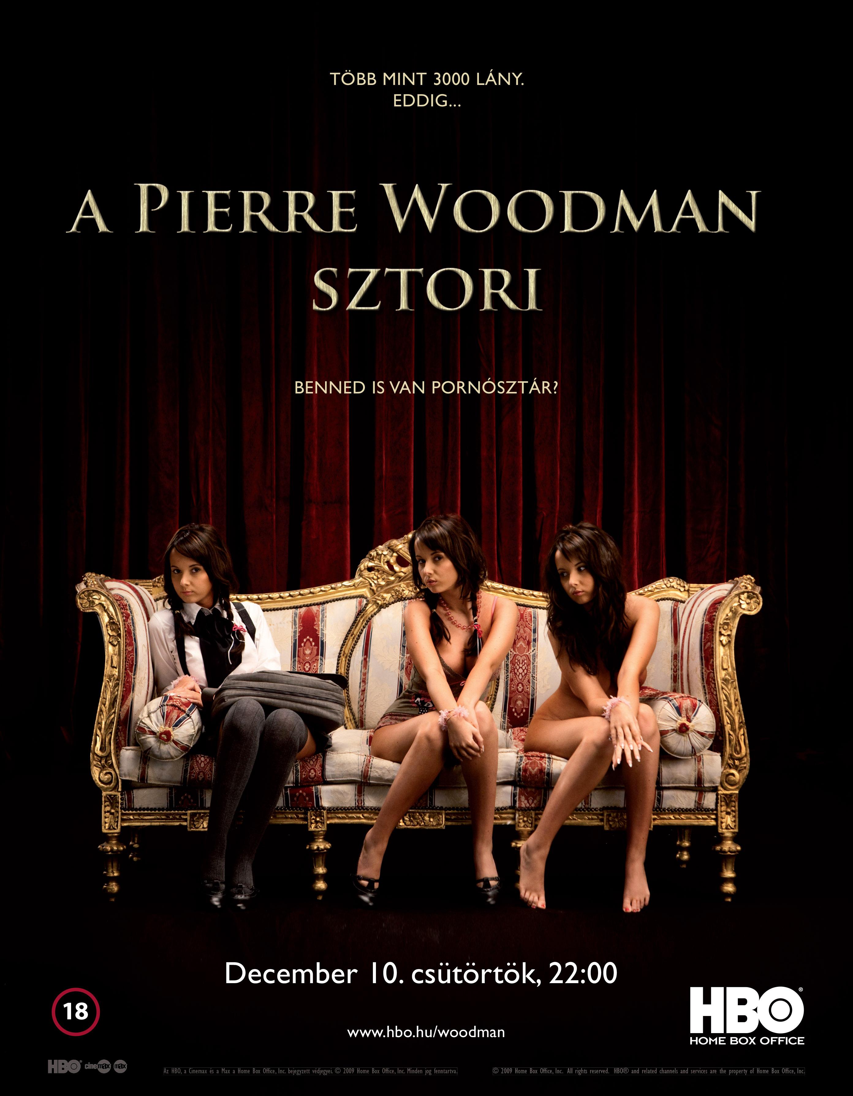 Woodman pierrw Premier Casting