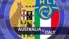 Australia contra Italia
