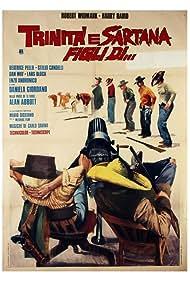 Trinità e Sartana figli di... (1972) Poster - Movie Forum, Cast, Reviews