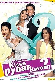 Kisse Pyaar Karoon? Poster